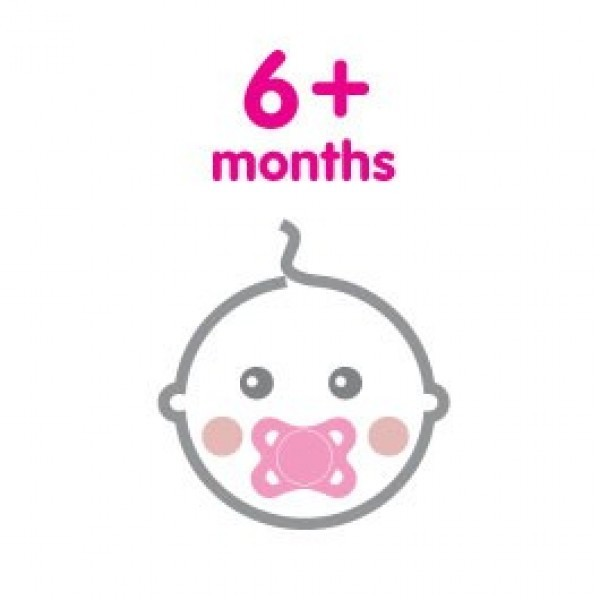MAM 6+ Month Girl Customized Giftset