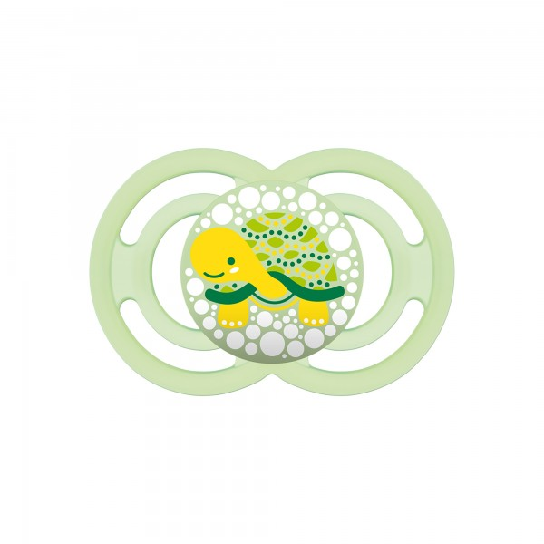 MAM Perfect Pacifier, 6+ Months - green