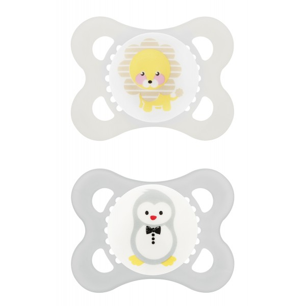 animals 0-6M Pacifiers U