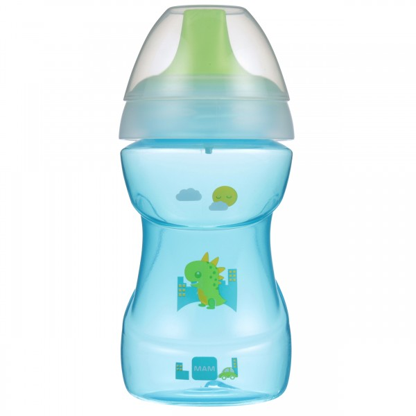 MAM Fun To Drink Cup, 9 oz.- Dino